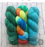 Candy Skein Everlasting Gobstopper on Yummy Fingering from Candy Skein