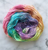 Yarn Love Unicorn Poop on Princess Buttercup Worsted from Yarn Love