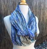 Ravin' Claw Silk Scarf from Oink Pigments