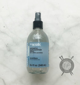 Soak Antiseptic Hand Hand Sanitizer 8.4 oz from SOAK