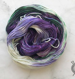 Forbidden Fiber Co. March 2021 Color of the Month on Pride from Forbidden Fiber Co.