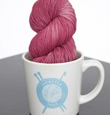 Forbidden Fiber Co. El Aleli Fuschia from Proverbs from Forbidden Fiber Co.