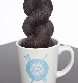 Lorna's Laces Shepherd Worsted 16ns Charcoal