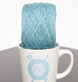 Anzula Aqua on Breeze Lace from Anzula Luxury Fibers