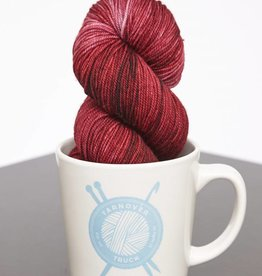Forbidden Fiber Co. Charmed on Beatitude from Forbidden Fiber Co.