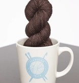 Yarn Love Black Coffee on Mr. Darcy from Yarn Love