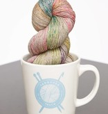 Yarn Love Unicorn Poop on Mr. Darcy from Yarn Love