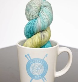 Space Cadet Be Calm on Lyra from Space Cadet Yarn