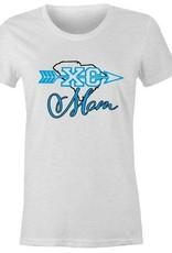 Grounded Running XC Mom Shirts