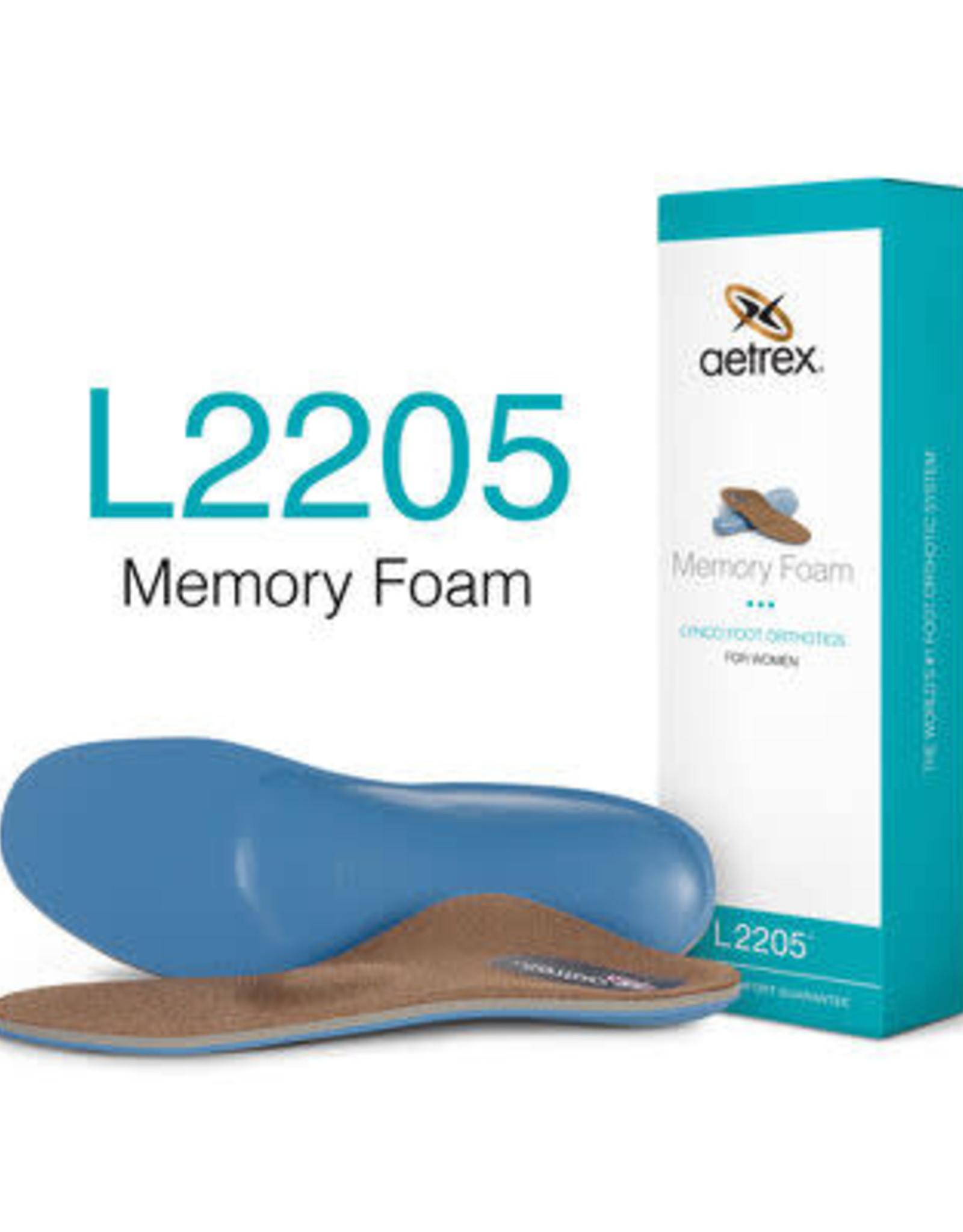 Aetrex M Foam L2205