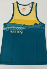 Grounded Running M-Headsweat Singlet