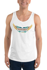 Grounded Running Running Is Never Cancelled: Mens Tank