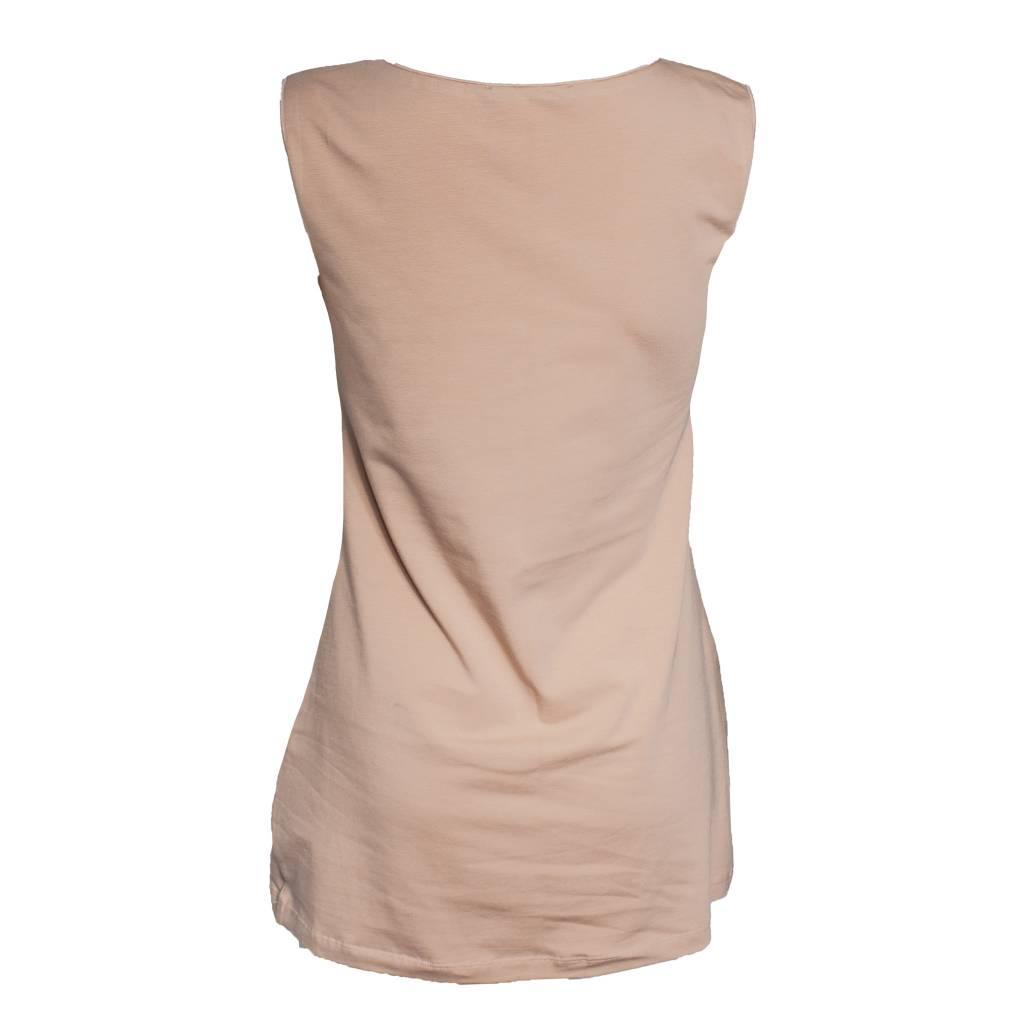 Crea Concept Crea Concept Knit Tank - Peach