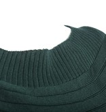 Crea Concept Crea Concept Rib Sweater - Green