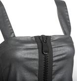 Kedziorek Kedziorek Strap Pocket Dress - Silver
