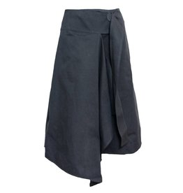 Colour 5 Power Colour 5 Power Woven Skirt - Black