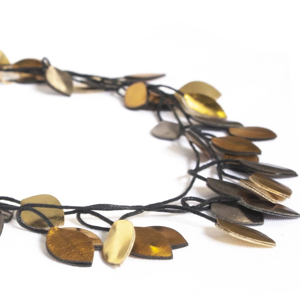 Beyond Threads Beyond Threads Vine Wrap Necklace