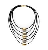 Zzan Zzan Jewelry Layered Bead Necklace