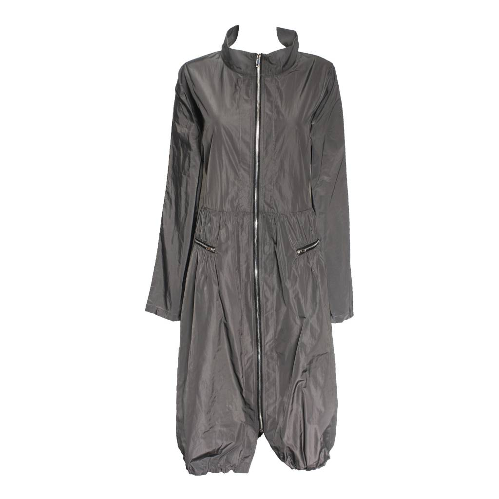 Sun Kim Sun Kim Mary Long Sleeve Dress -Slate