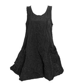 Sun Kim Sun Kim Long/Short Dress - Black