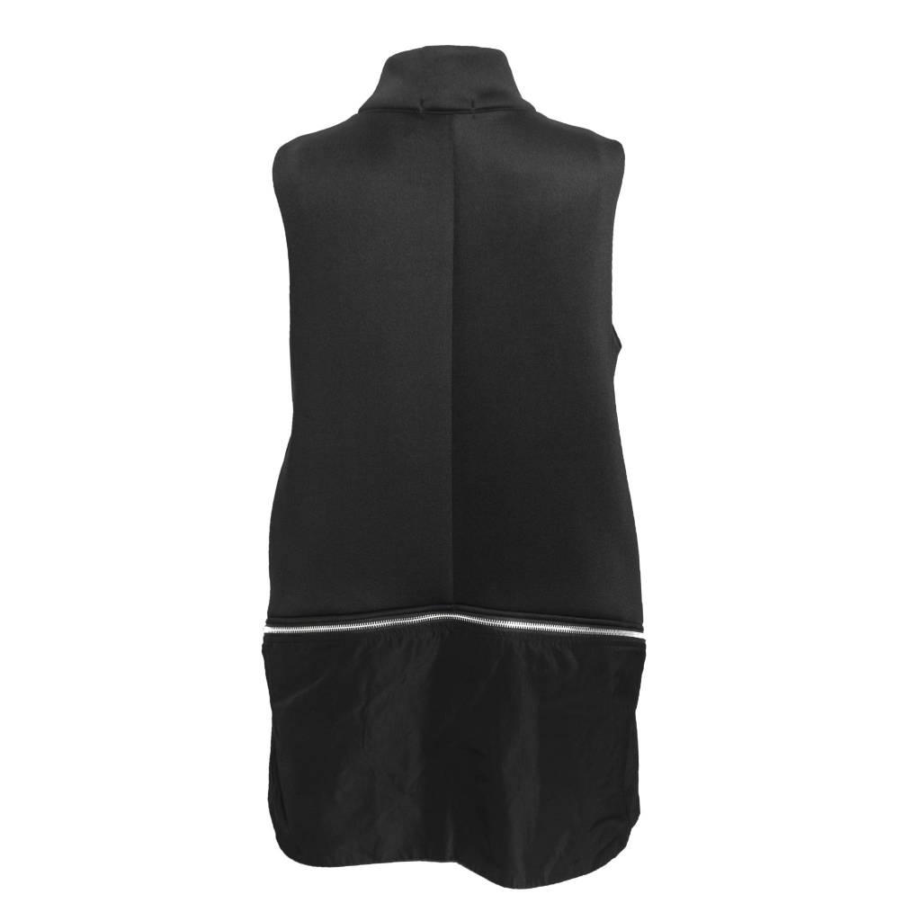 Jason Jason Eva Vest - Black