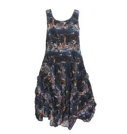Comfy Comfy Ericka Dress - Seattle Print