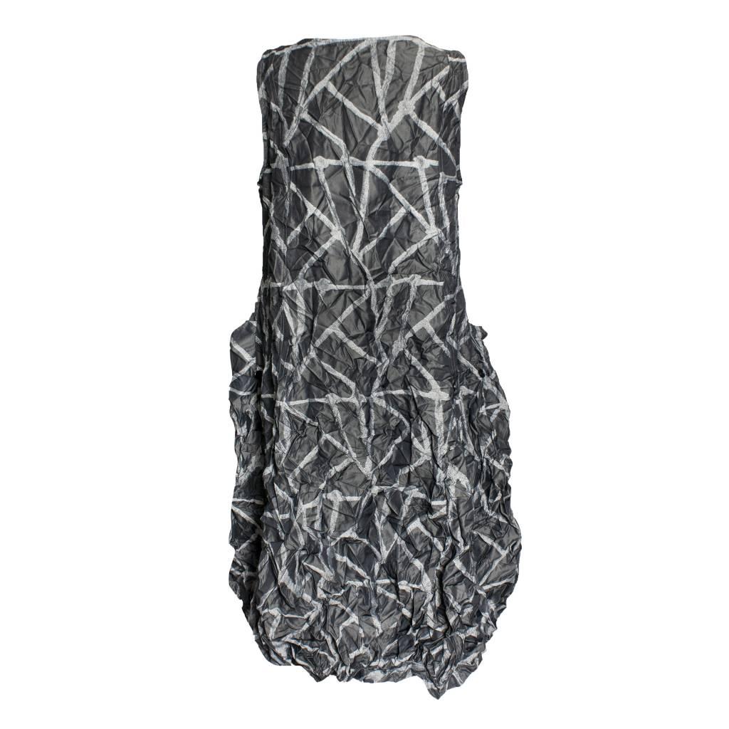 Sun Kim Sun Kim Dina Short Long Dress - Dark Tile