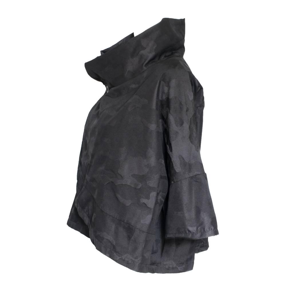 Sun Kim Sun Kim Ava Jacket - Dark Camo