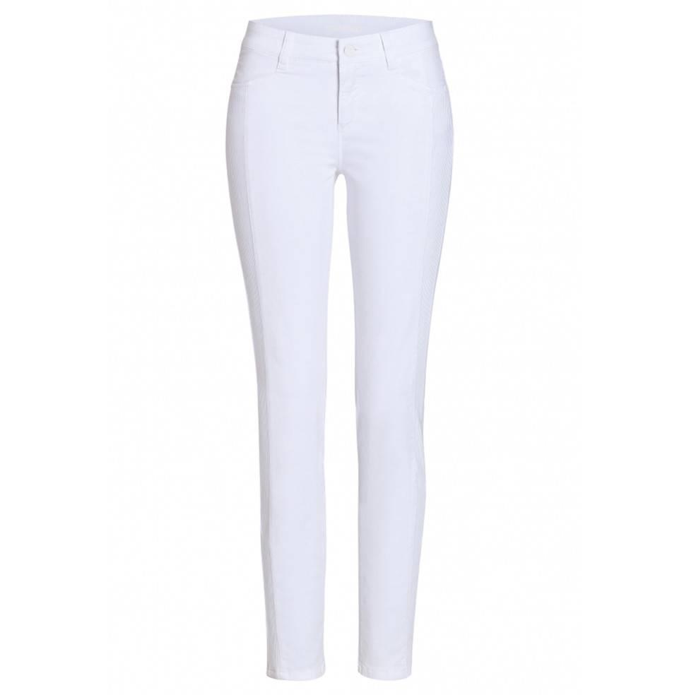 Cambio Cambio Parla Gallon Jeans - White
