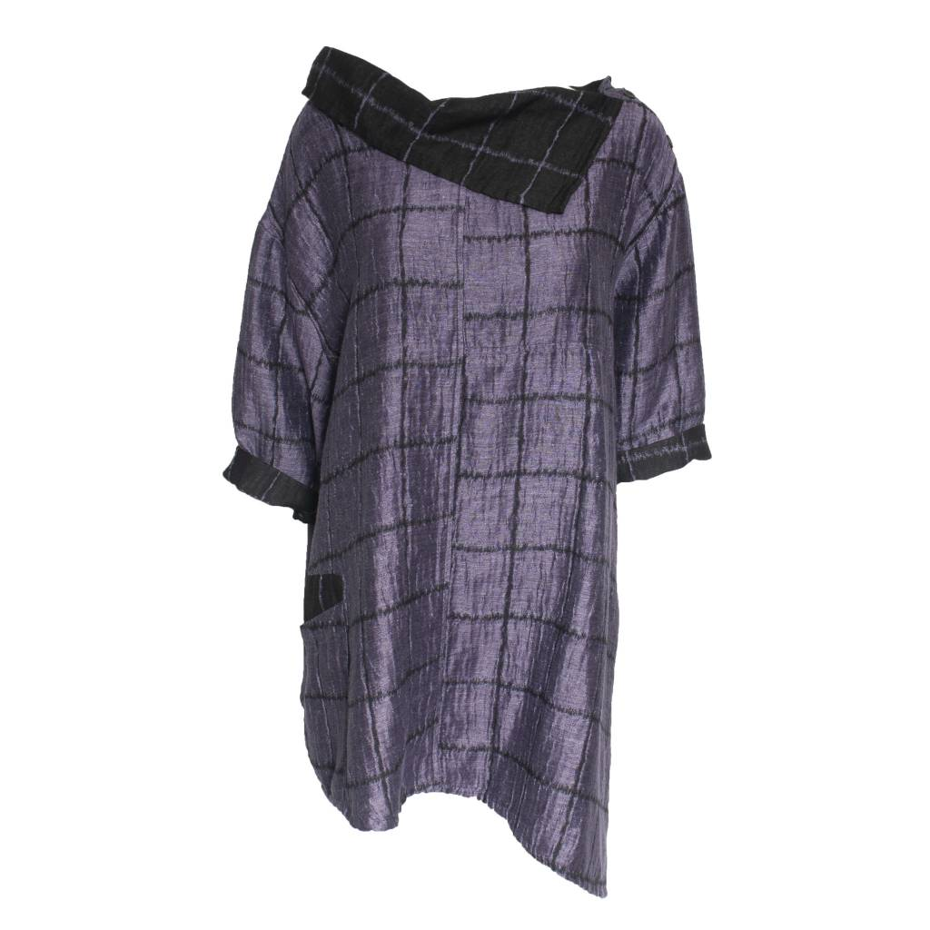 Dress To Kill Dress to Kill Dyed Pullover - Amethyst