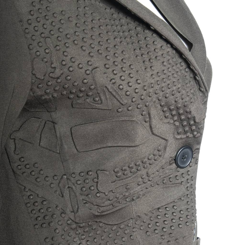 Studio Rundholz Studio Rundholz Print Side Jacket - Mocca