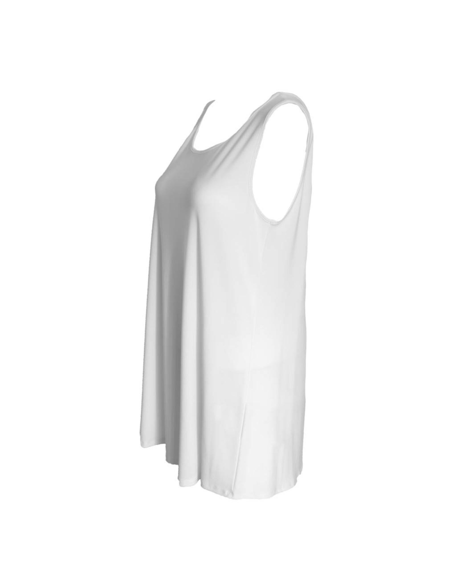 Sun Kim Sun Kim Short Tank - White