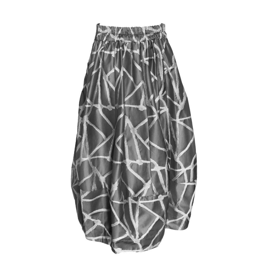 Sun Kim Sun Kim Midtown Skirt - Dina Print