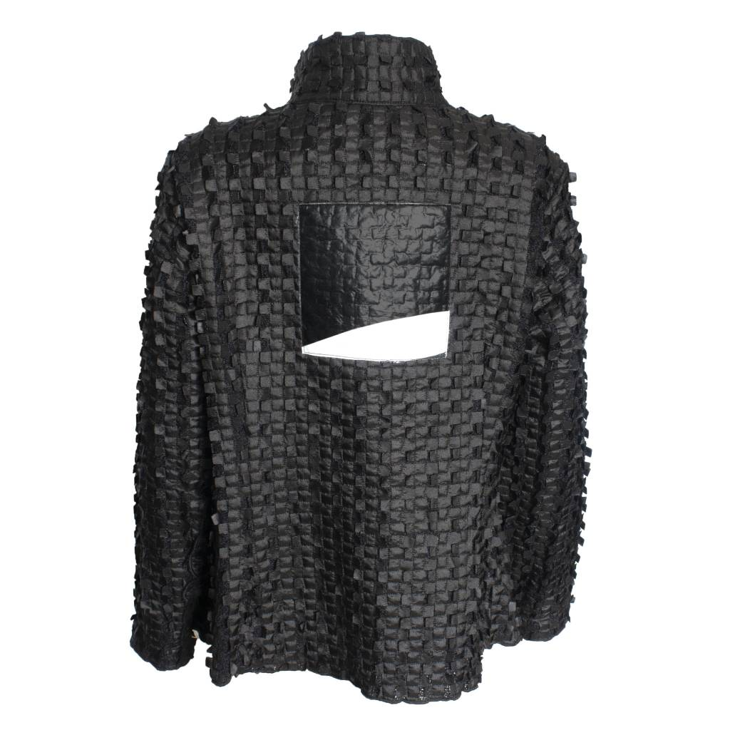 Deborah Cross Deborah Cross Dimension Shirt  - Black