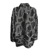 Dress To Kill Dress to Kill Banded Cappy Bold Long Sleeve - Black Blotch