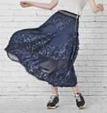 HIGH HIGH Concept Skirt - Navy
