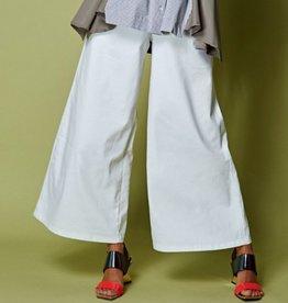 Alembika Alembika Wide Pants - White