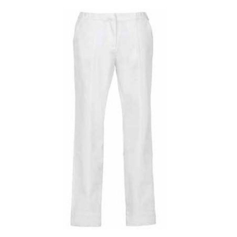 Alembika Alembika Verti Line Pants - White