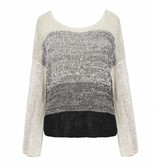Alembika Alembika Blocked Sweater - Cream
