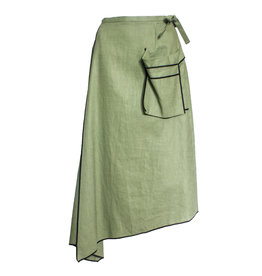 Xenia Xenia Kive Pocket Skirt - Olive