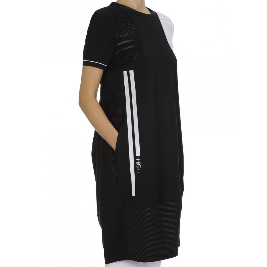 HIGH High Junction Dress - Black/White