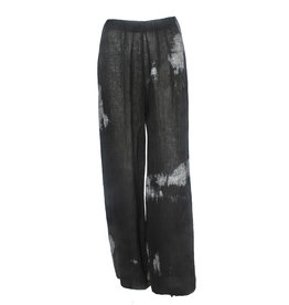 Kedziorek Kedziorek Plaid Dye Pants - Grey/Black