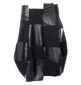 Studio Rundholz Studio Rundholz Tile Print Skirt - Black
