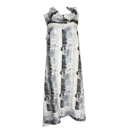 Ingrid Munt Ingrid Munt Sleeveless Arctic Print Dress - Multi