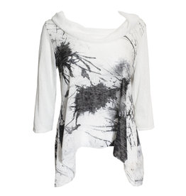 Ingrid Munt Ingrid Munt Canvas Print Long Sleeve - White