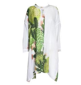 Banana Blue Banana Blue  Cactus Long Jacket