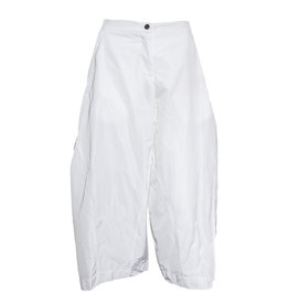 Sun Kim Sun Kim Two Pocket Ankle Pants - White