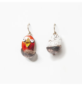 Chickenscratch Chickenscratch Hatchling Earrings