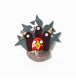 Chickenscratch Chickenscratch Full Nest Pin