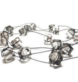 Jianhui Jianhui Crystal Wire Necklace